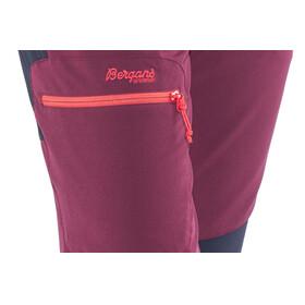 Bergans Cecilie Mountaineering - Pantalones de Trekking Mujer - rosa